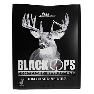 Ani-Logics Outdoors Black Ops Deer Attractant Disguised as Dirt 5lb Bag