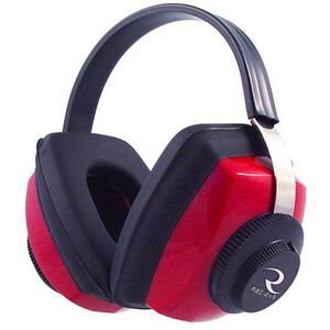 Radians Competitor Earmuffs Red CP0300CS