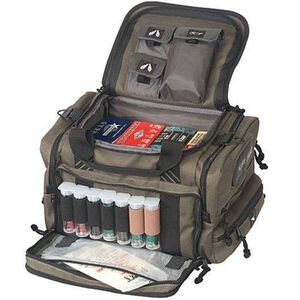 G Outdoors Wild About Shooting Sporting Clays Range Bag, Olive Green
