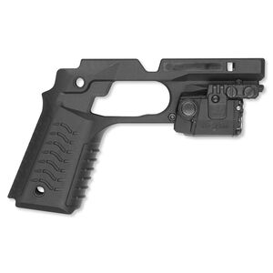 Viridian C5L-R Red Laser with Recover Grip and Rail System for 1911 Black