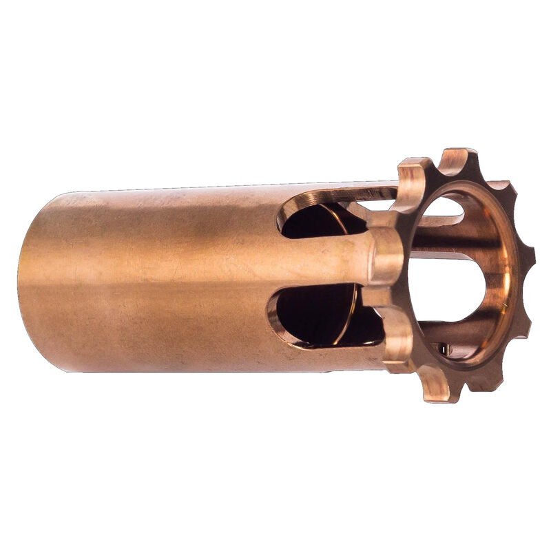 Rugged Suppressors Obsidian Piston System 1/2x36 Thread Pitch Machined 17-4 Stainless Steel Heat Treated Finish