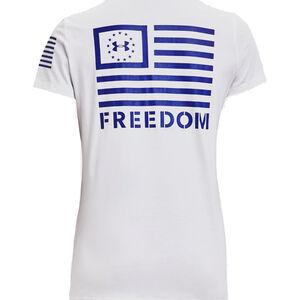 Under Armour Women's UA Freedom Banner T-Shirt