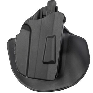 Safariland 7378 7TS ALS Concealment Paddle with Belt Loop Combo Holster fits SIG P938 Right Hand Synthetic Plain Black