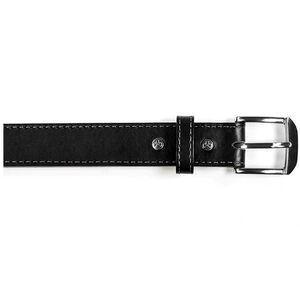 Magpul Tejas Gun Belt Leather/Polymer Chrome Buckle Size 38 Black MAG73300138