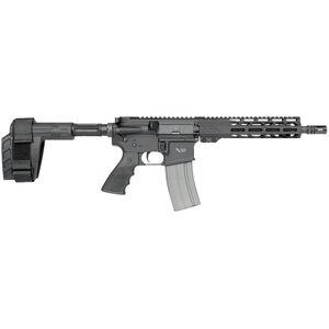 "Rock River LAR-15 5.56 NATO AR-15 Semi Auto Pistol 10.5"" Barrel 30 Rounds RRA M-LOK Free Float Handguard SB-Tactical Pistol Brace Black"