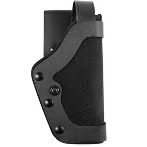 Uncle Mike's PRO-3 HK USP 9/40/45, USP Compact, Walther P99 Duty Holster Right Hand Size 30 Kodra Nylon Black 35301