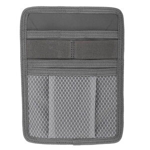 Maxpedition Entity Hook and Loop Low Profile Panel Gray Velcro Pen Holder CCW EDC