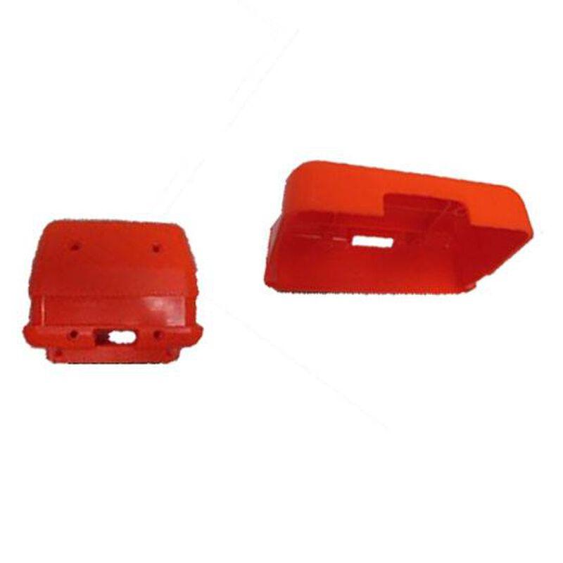 Streamlight SL40 Rear Cover Assembly Orange 400258