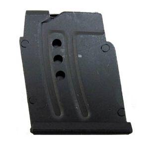 CZ-USA 452 5 Round Magazine .17 HM2 Polymer Black