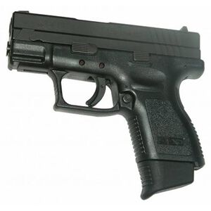 Pearce Plus Grip Extension, Springfield XD Compact, Black
