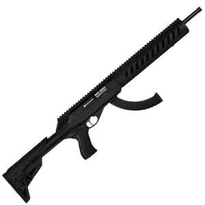 "CZ 512 Tactical Semi Auto Rifle .22WMR 16.5""Bbl 10rds Blk"