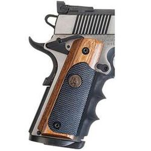 Pachmayr American Legend Laminate Grips 1911 Full Size Heritage Walnut 00434