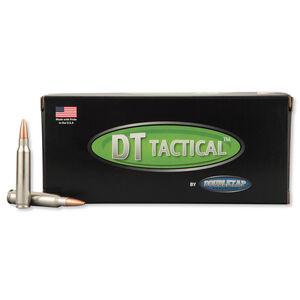 DoubleTap .223 Remington Ammunition 20 Rounds Nosler BTHP 77 Grains 22377M20