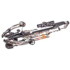 Ravin R20 Crossbow Kit with 3 Arrows 270 lb Draw Weight Predator Camo 430 fps