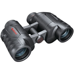 Tasco Focus Free 7x35mm Mid Sized Binoculars Porro Prism Rubber Coated Black