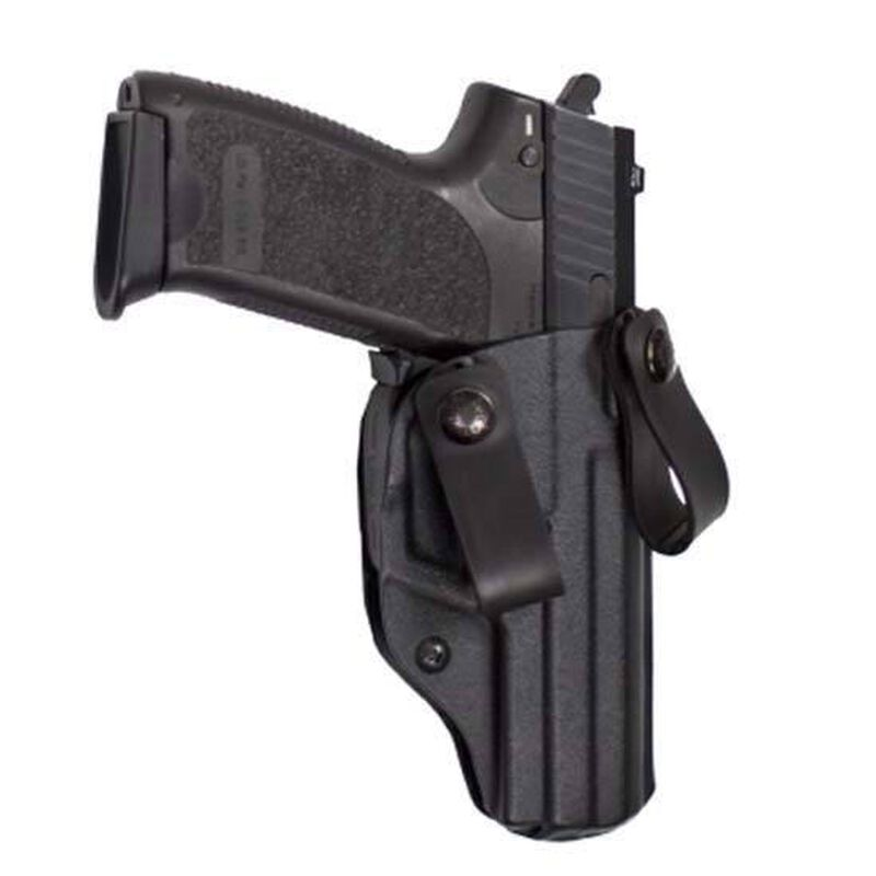 "Blade Tech Nano IWB Holster Springfield XDM 3.8"" Right Hand Polymer Black HOLX000380780643"