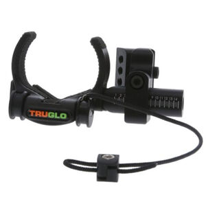 Truglo Carbon Hybrid Drop Away Arrow Rest Right Hand Black