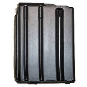 ASC .223 AR-15 Magazine Ten Round Stainless Steel Black