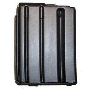 ASC .223 AR-15 Magazine Ten Round Stainless Steel Black