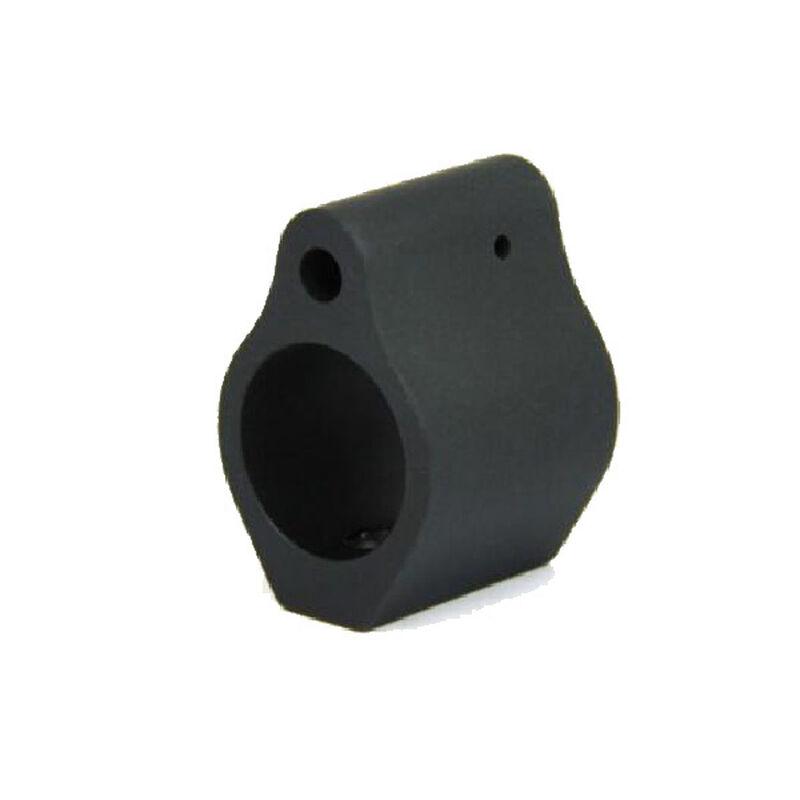 DMA, Inc. AR .750 Micro Low Profile Gas Block Steel Black