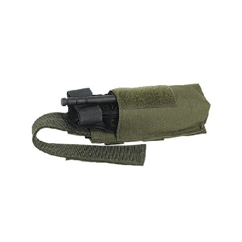 Voodoo Tactical MOLLE Tourniquet Pouch Nylon OD Green 20-006204000