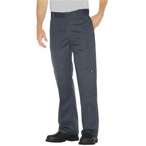 Dickies Men's Loose Fit Double Knee Work Pants 32x30 Charcoal