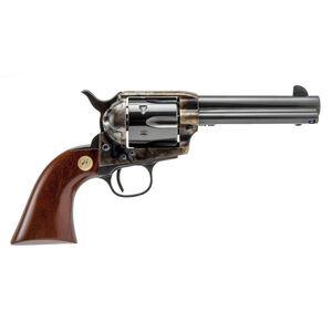 """Cimarron Model P .32-20 Win Single Action Revolver 4.75"""" Barrel 6 Rounds Pre-War Frame Blued/Color Case Hardened Finish"""