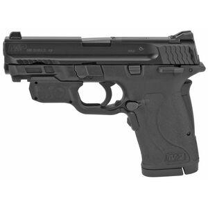"""S&W M&P380 Shield EZ M2.0 .380 ACP Semi Auto Pistol 3.675"""" Barrel 8 Rounds Thumb Safety Crimson Trace Green Laser Black"""