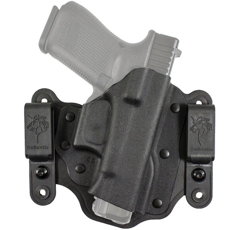 DeSantis Intruder 2.0 Holster IWB/OWB fits SIG Sauer P320C/P250C Right Hand Kydex Black