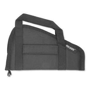 "Bulldog Tactical Pistol Rug Small 12"" x 6"" Nylon Black BD600"