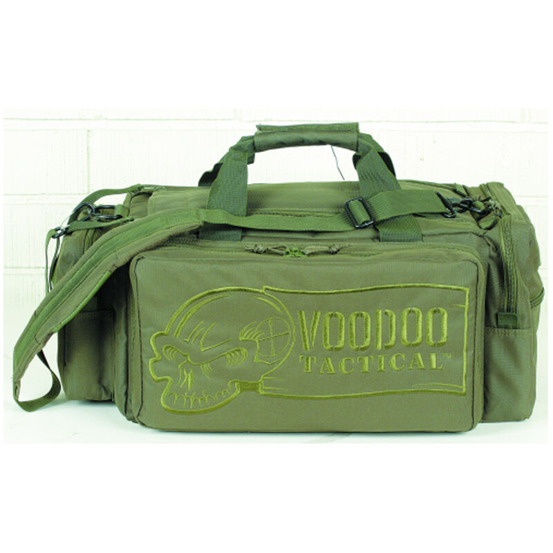 Voodoo Tactical Rhino Range Bag Nylon OD Green 15-0054004000