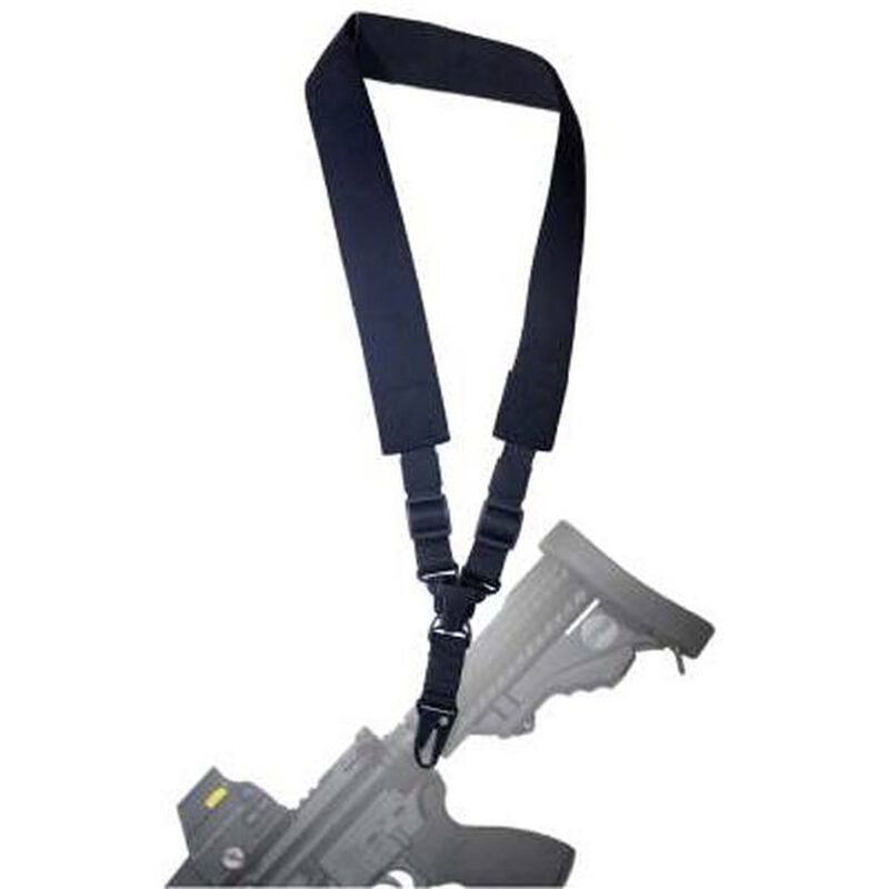 Outdoor Connection A-TAC Single-Point Sling Black