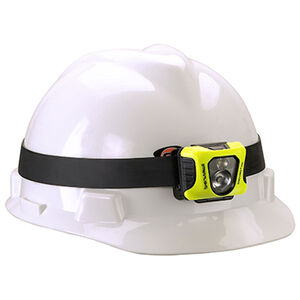 Streamlight Enduro Pro Headlamp White/Red LED 200 Lumens AAA Battery Hard Hat Strap Included Polymer Yellow