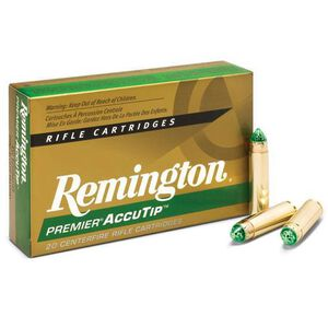 Remington .450 Bushmaster 260 Grain AccuTip 20 Round Box