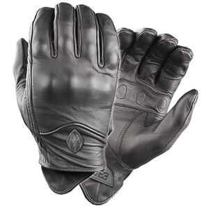 Damascus ATX95 All-Leather Gloves with Knuckle Armor, Small