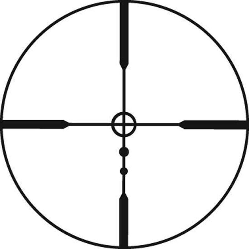 Leupold VX-3  2.5-8x32 Handgun Scope Duplex Reticle 1/4 MOA Matte Black Finish 67825