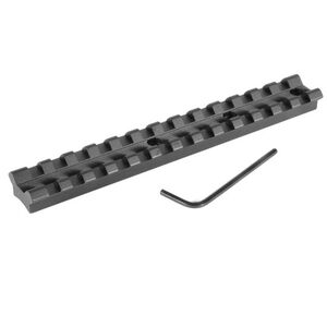 EGW Remington 1100/1170/1187 One Piece Picatinny Scope Mount Aluminum Matte Black 40801
