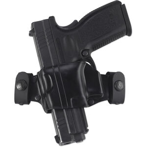 Galco M7X Matrix Belt Holster Left Hand Fits 1911 Polymer Black