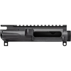Aero Precision AR15 XL Stripped Upper Receiver, Aluminum, Black