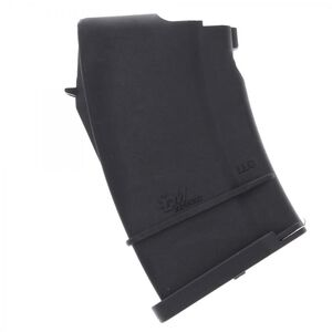 SGM Tactical SAIGA Rifle 10 Rounds Magazine 7.62x39mm Polymer Matte Black