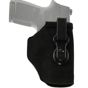 Galco Tuck-N-Go 2.0 Holster IWB Fits S&W M&P/2.0/Compact 9/40 Ambidextrous Leather Black