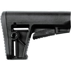 KRISS Defiance AR-15 DS150 Stock Mil-Spec Adjustable Polymer Black