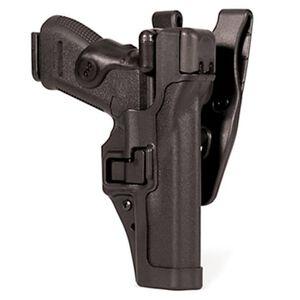 BLACKHAWK! Beretta 92/96 Level 3 SERPA Duty Belt Holster Right Hand Carbon Fiber Black 44H104BK-R