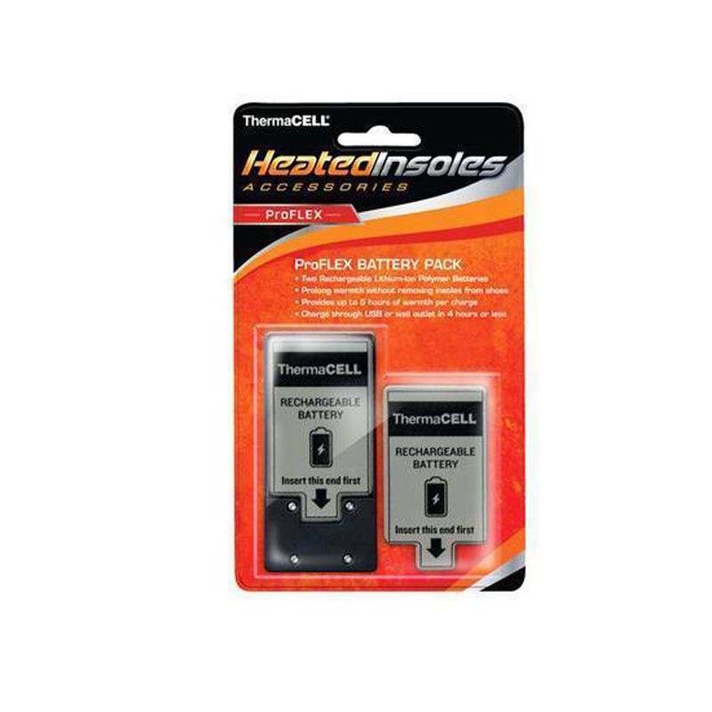 Thermacell Replacement Battery ProFlex Heated Insoles HW20-XB