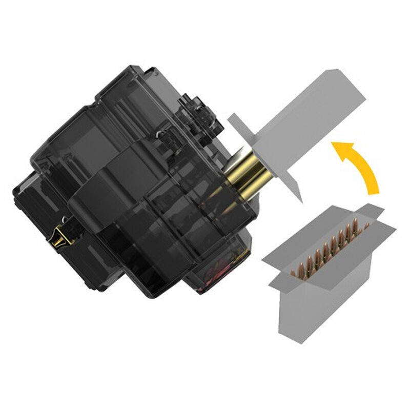 Caldwell TAC30 AR-15 Magazine Charger 30 Rounds Black 397493
