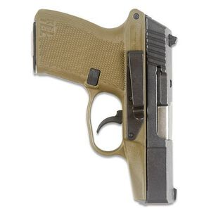 Kel-Tec P11 and P40 Belt Clip, Blued Steel