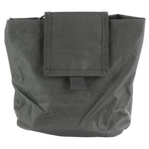 "NcSTAR Folding Dump Pouch 7.5""x8.5""x3.5"" PVC Fabric Black"