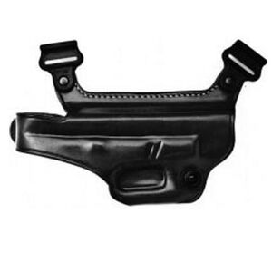 Galco S3H GLOCK 26, 27, 33 Shoulder Holster Component Right Hand Leather Black 224B