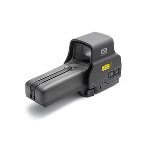 EOTech Model 518-2 Holographic Weapon Sight 65 MOA Circle with 2 Dot AA Batteries Quick Disconnect Mount Matte Black