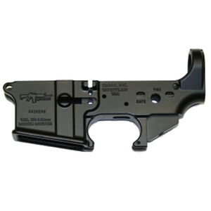 CMMG AR-15 Stripped Lower Receiver. Mil Spec Hard Anodized 7075 T6 Aluminum, Teflon coated.
